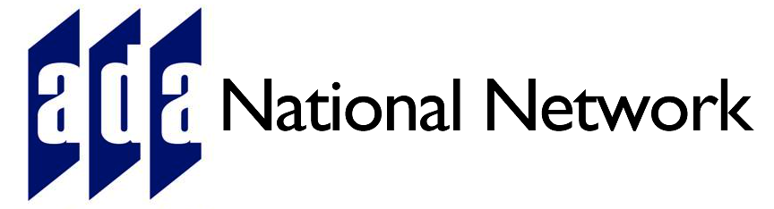 ADA National Network Logo